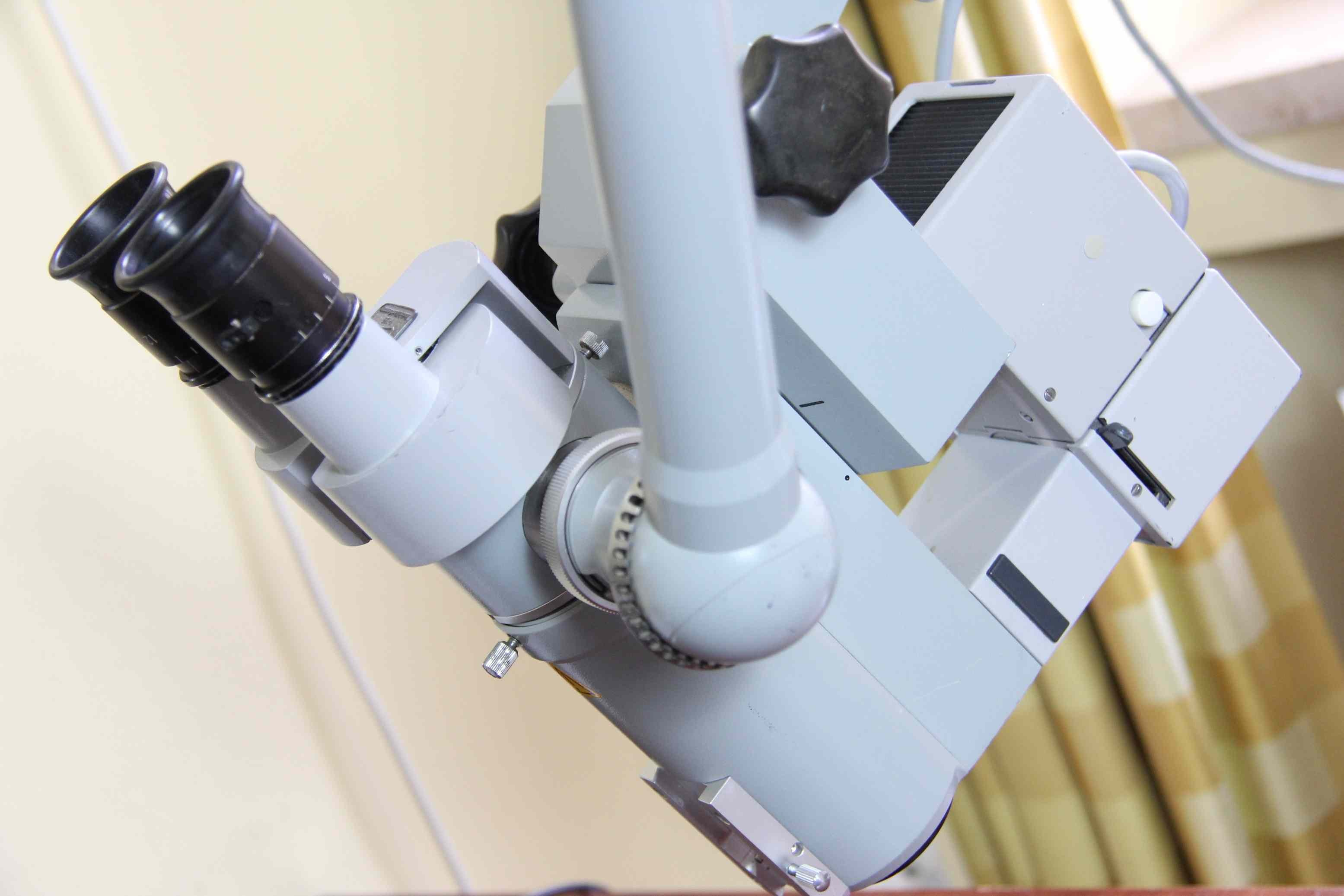 Mikroskop - speicheldruesendiagnosik muenchen